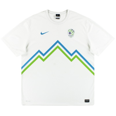 2012-14 Slovenia Nike Home Shirt XXL