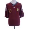 2012-14 Venezuela Home Shirt Arango #18 XL