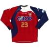 2012 Fagiano Okayama Player Issue Home Shirt Naoki #23 L/S XL