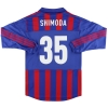 2012 FC Tokyo adidas Match Issue ACL Home Shirt Shimoda #35 L/S L