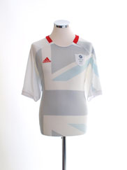 2012 Team GB Olympic Away Shirt L