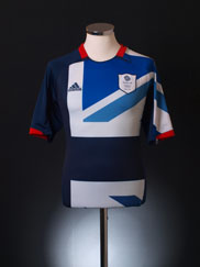 2012 Team GB Olympic Home Shirt M