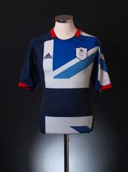 2012 Team GB Olympic Home Shirt M