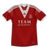 2013-14 Aberdeen Player Issue Home Shirt Kessick #13 M