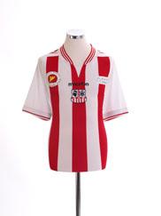 2013-14 AC Ajaccio Home Shirt *Mint* S