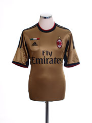 2013-14 AC Milan Third Shirt *BNIB*
