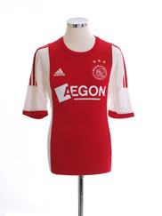 2013-14 Ajax Home Shirt