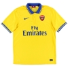 2013-14 Arsenal Away Shirt Walcott #14 M