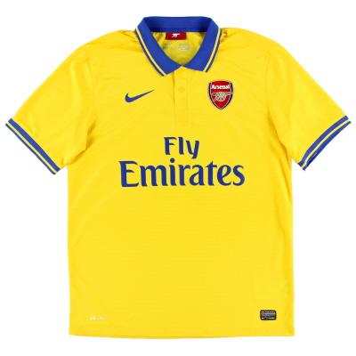 2013-14 Arsenal Away Shirt XL