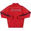 2013-14 Arsenal Nike N98 Track Jacket *Mint* S