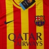 2013-14 Barcelona Away Shirt *BNWT*