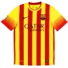 2013-14 Barcelona Away Shirt Neymar Jr. #11 XL.Boys