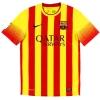 2013-14 Barcelona Nike Away Shirt Messi #10 M