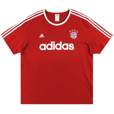 2013-14 Bayern Munich adidas Graphic Tee XXL