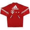 2013-14 Bayern Munich adidas Player Issue Training Top #10 M