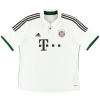 2013-14 Bayern Munich Away Shirt Martinez #8 XL