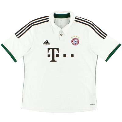2013-14 Bayern Munich Away Shirt Y