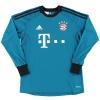 2013-14 Bayern Munich Goalkeeper Shirt Neuer #1 Y