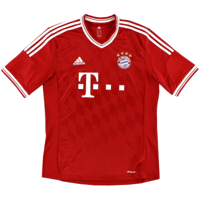 2013-14 Bayern Munich Home Shirt Y
