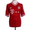 2013-14 Bayern Munich Home Shirt Alaba #27 M
