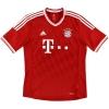 2013-14 Bayern Munich adidas Home Shirt Thiago #6 S