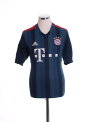 2013-14 Bayern Munich Third Shirt L