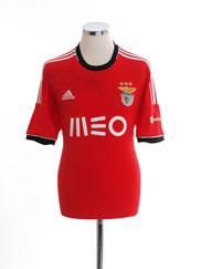 2013-14 Benfica Home Shirt *Mint* M
