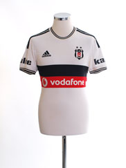 2014-15 Besiktas Home Shirt #20 L