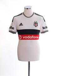 2013-14 Besiktas Home Shirt #20 L