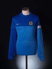 2013-14 Blackburn Player Issue Midlayer Training Top L