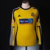 2013-14 Bolton Formotion Player Issue GK Shirt Lynch #34 XL