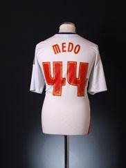 2013-14 Bolton Home Shirt Medo #44 L