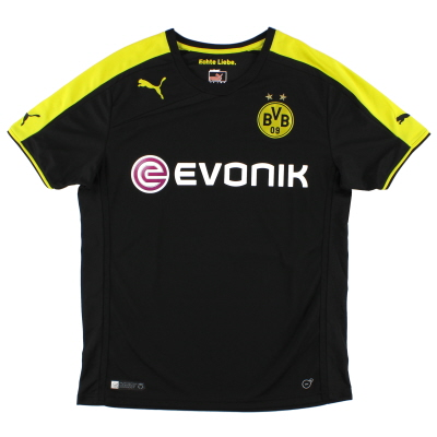 2013-14 Borussia Dortmund Away Shirt L