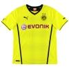 2013-14 Borussia Dortmund Home Shirt Mkhitaryan #10 *Mint* L