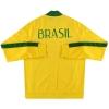 2013-14 Brazil Nike N98 Track Jacket M
