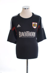 2013-14 Bristol City Away Shirt XL
