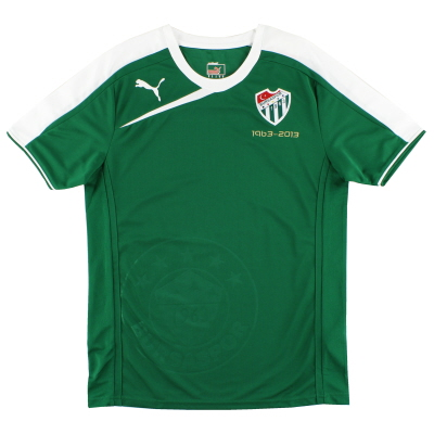 2013-14 Bursaspor '50 Year Anniversary' Third Shirt *BNIB*