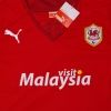 2013-14 Cardiff City Home Shirt *BNIB*