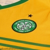 2013-14 Celtic Player Issue Away Shirt L/S XXL