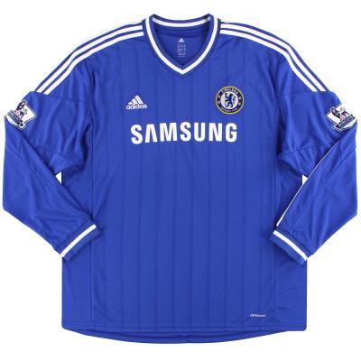 2013-14 Chelsea adidas Home Shirt L/S *w/tags* XXXL