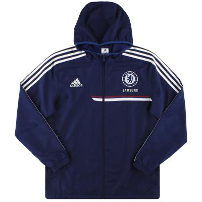 2013-14 Chelsea adidas Presentation Jacket M/L