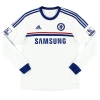 2013-14 Chelsea Away Shirt Torres #9 L/S M