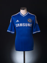 2013-14 Chelsea Home Shirt *Mint* XL
