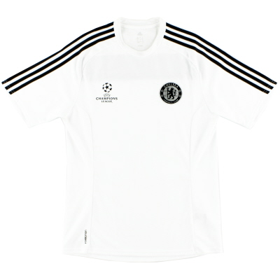 2013-14 Chelsea Player Issue CL Training Shirt M