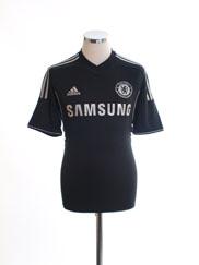 2013-14 Chelsea Third Shirt L