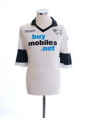 Retro Derby County Shirt