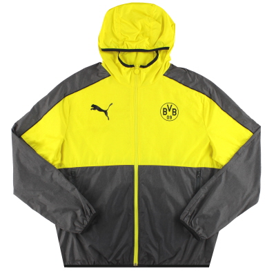 2013-14 Dortmund Puma Lightweight Jacket XL