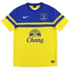 2013-14 Everton Away Shirt Deulofeu #10 M