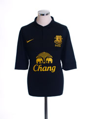 2012-13 Everton Away Shirt M