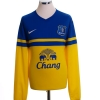 2013-14 Everton Away Shirt Pienaar #22 L/S *Mint* XL